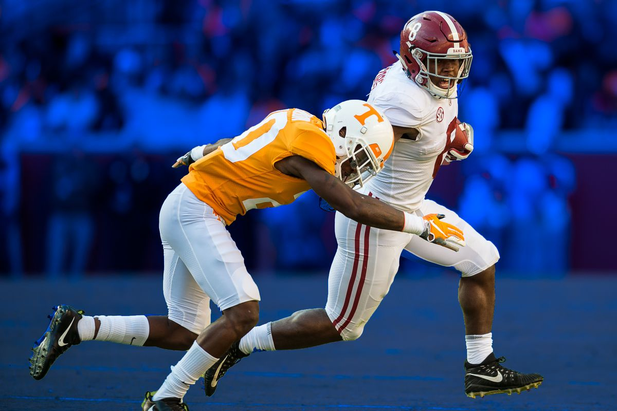 NCAA Football: Alabama V Tennessee
