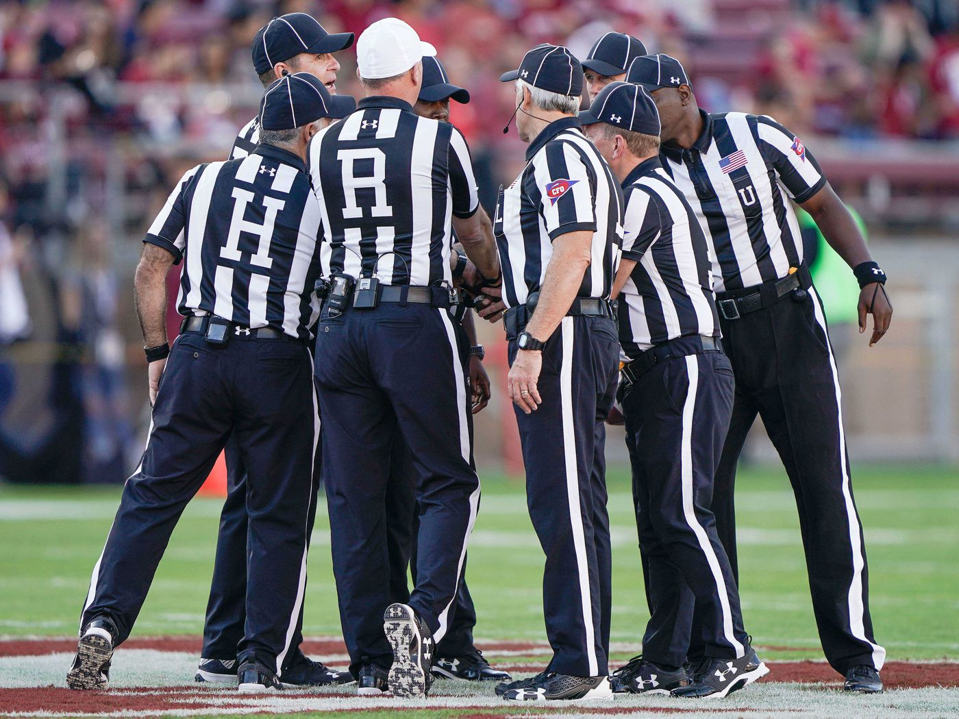 Pac-12 to handle targeting replays differently after