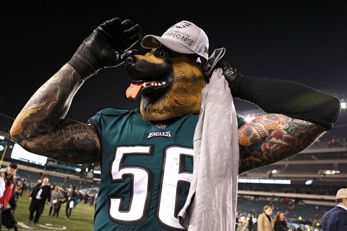 345afedb95f Eagles players and fans react to Chris Long announcing his retirement
