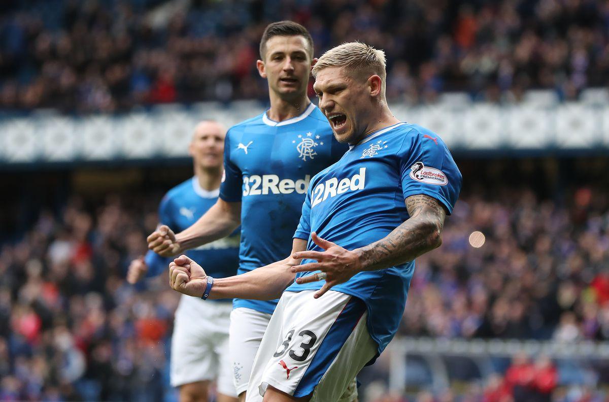 Rangers v Hamilton Academical - Scottish Cup Quarter-Final