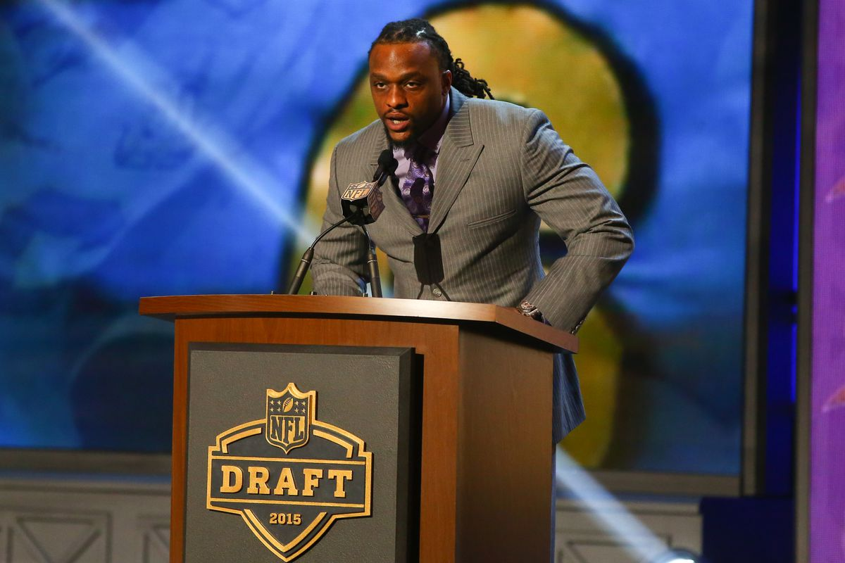 NFL: MAY 01 NFL Draft Rounds 2 and 3