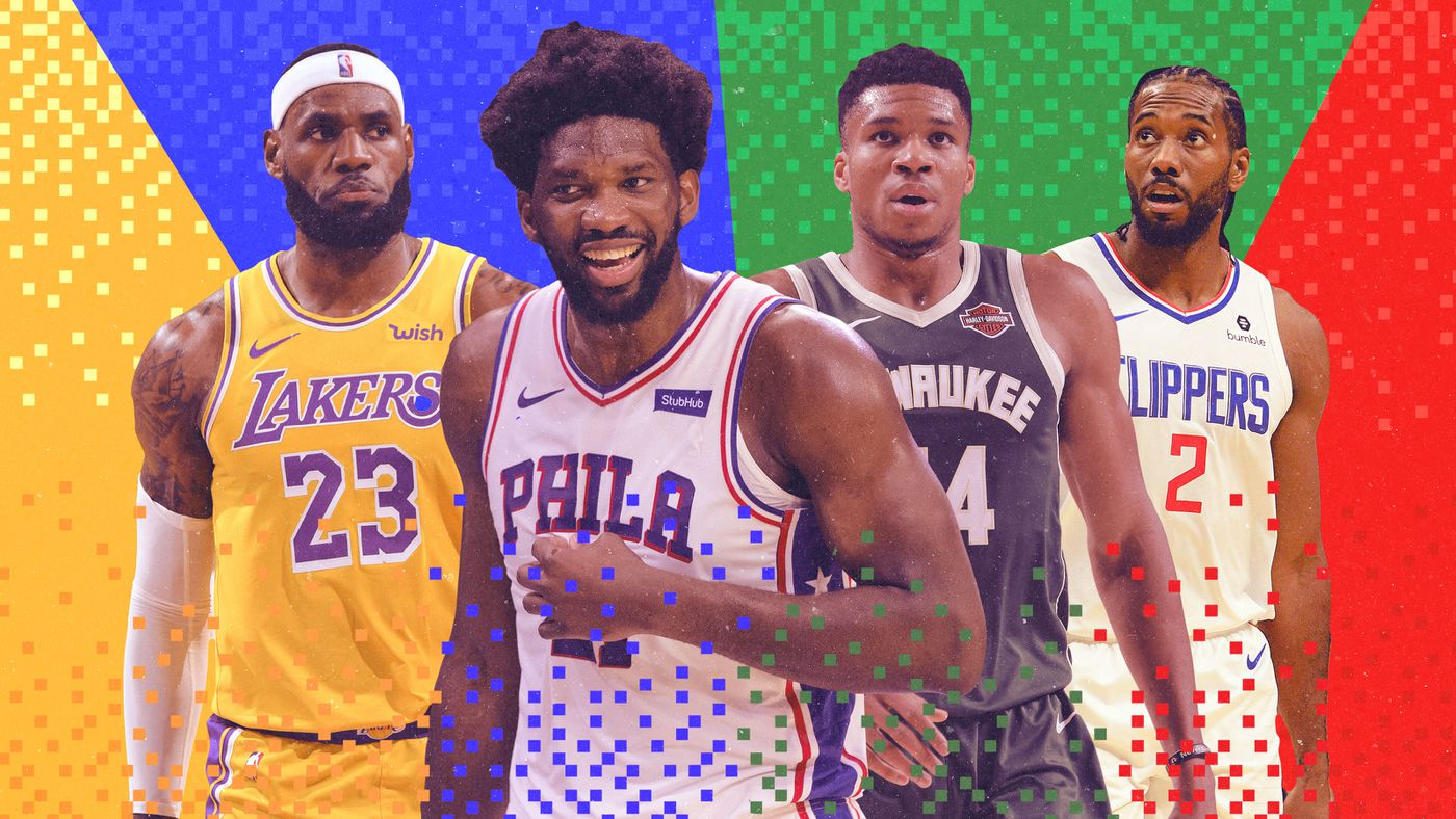 NBA Power Rankings, Day 4: The Four-Team Title Race