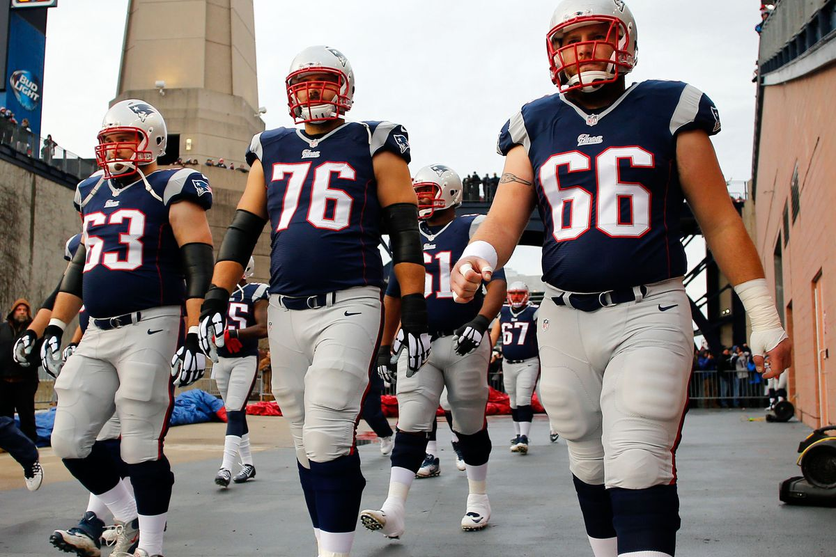 The offensive line looks to make up for its offensive week 1 performance.