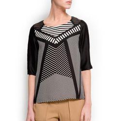 "<b>Mango</b> Op-Art Print Blouse, <a href=""http://shop.mango.com/US/p0/mango/clothing/tops/blouses/op-art-print-blouse/?id=81213169_02&n=1&s=prendas.tops&ie=0&m=&ts=1362499230687"">$49.99</a>"