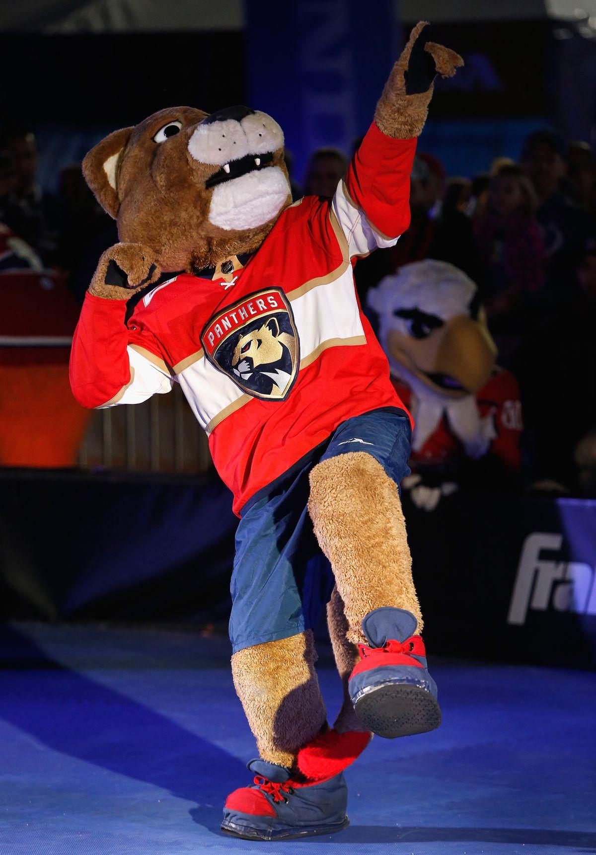 2018 NHL All-Star - PreGame & Mascot Showdown