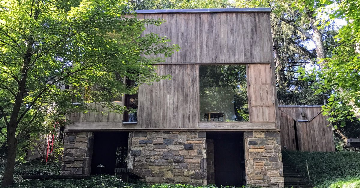 growing up in louis kahn u2019s fisher house  a first