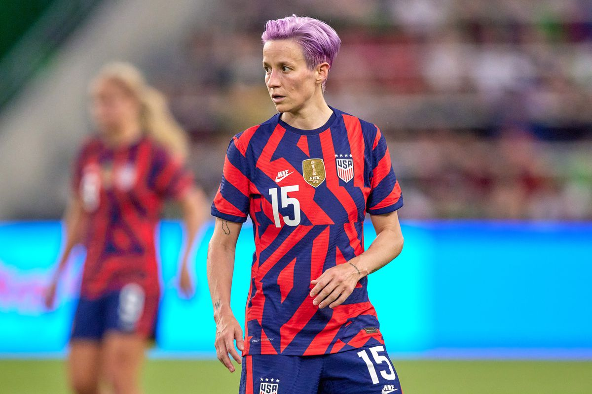 Tokyo 2020 Olympics Team Usa Announces Women S Soccer Roster Draftkings Nation