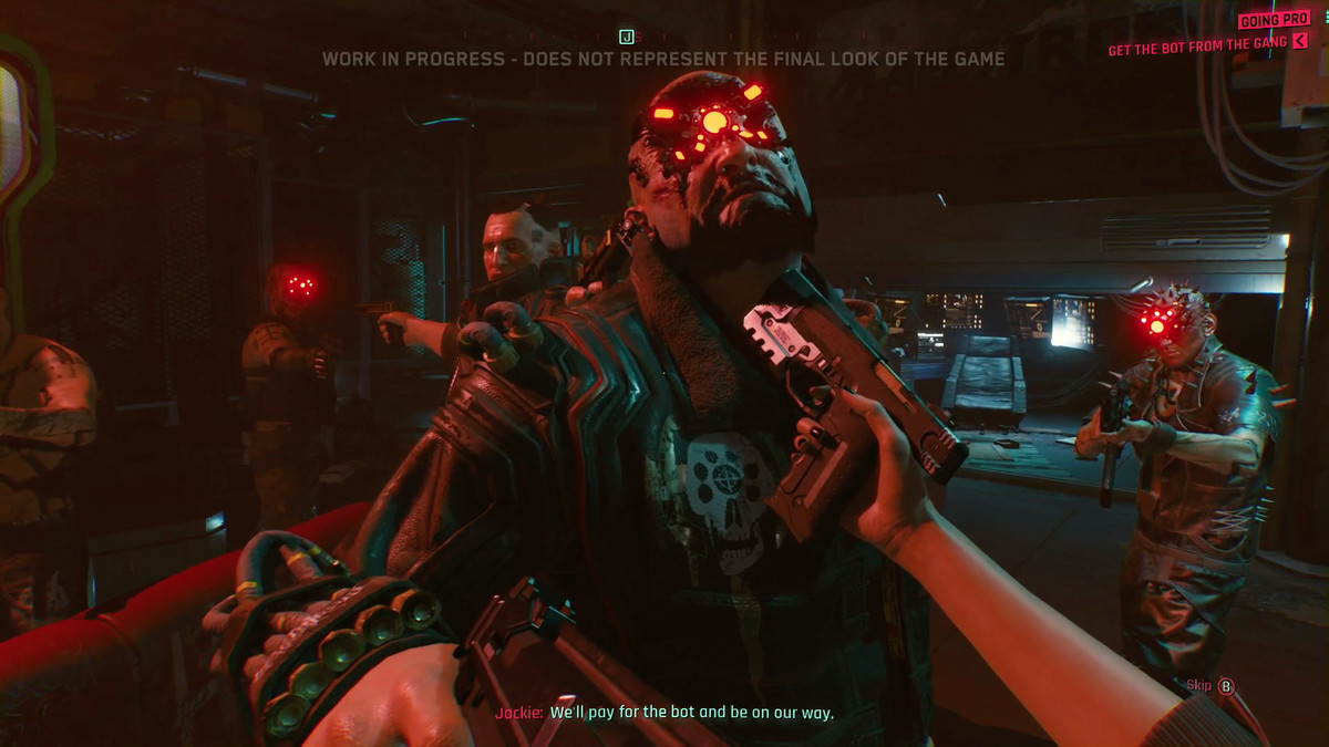 Image result for cyberpunk 2077 first person