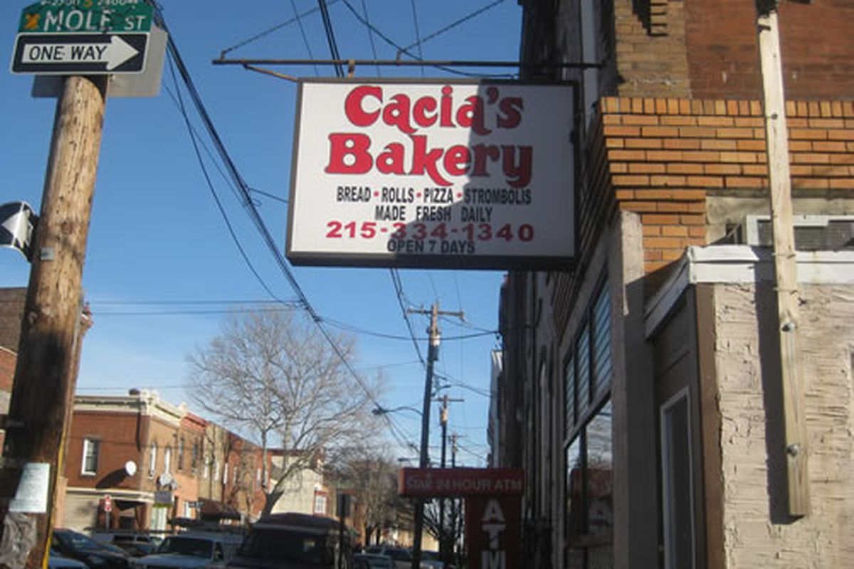 Cacia's in South Philly