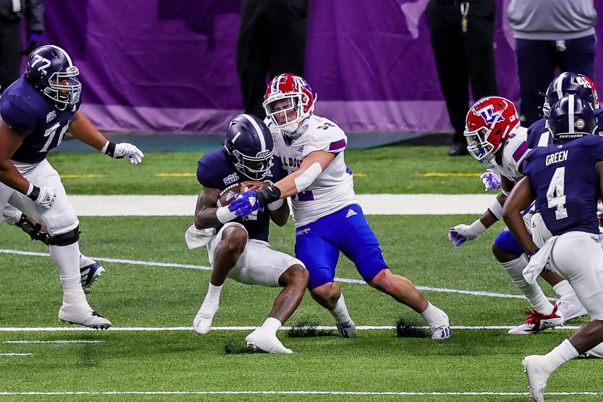 NCAA Football: New Orleans Bowl-Louisiana Tech vs Georgia Southern