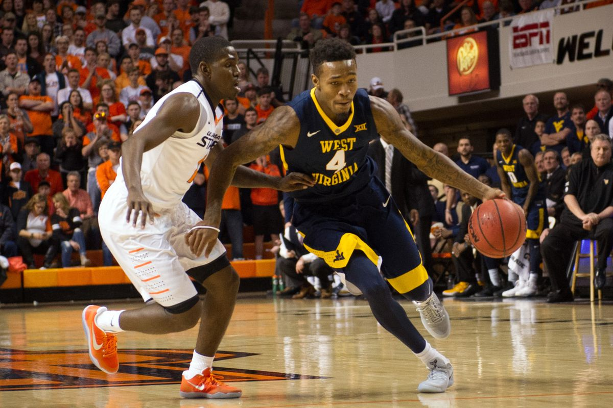 West Virginia guns down Oklahoma State to start Big 12 conference ...