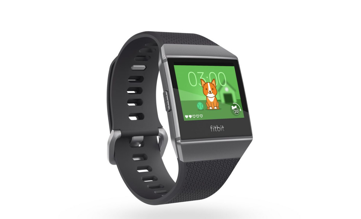 The Fitbit Ionic's first major update adds new apps and