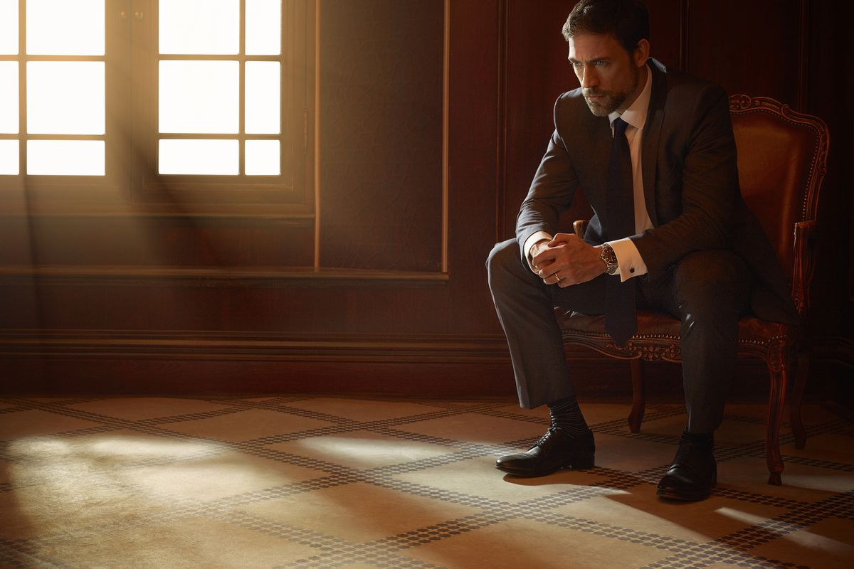 The FX drama Tyrant was roundly criticized for casting Adam Rayner, who is white, in its lead role.