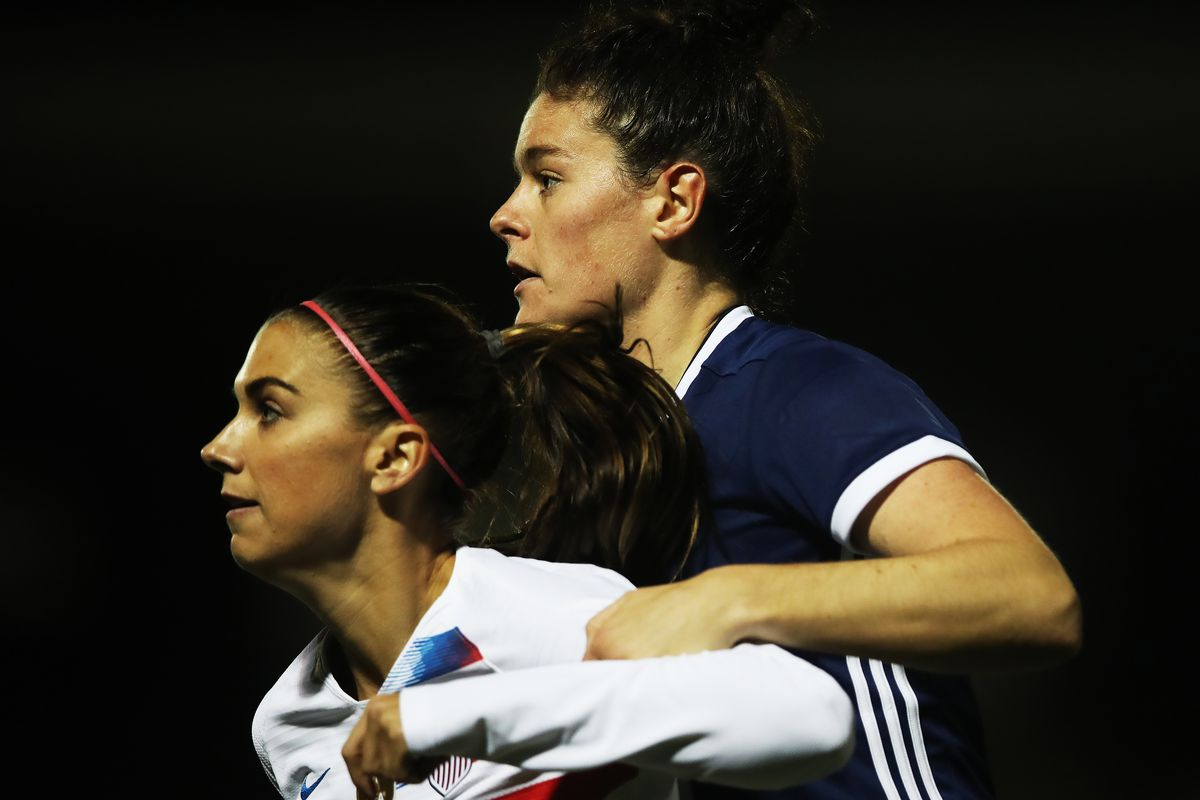 Scotland v USA - Women's International Friendly