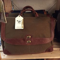 Will Leather Goods bag, $175 (from $295)