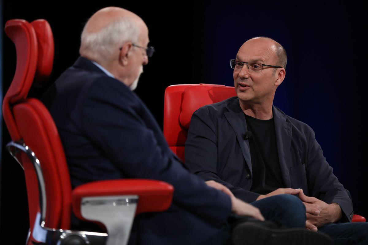 Andy Rubin, Code 2017
