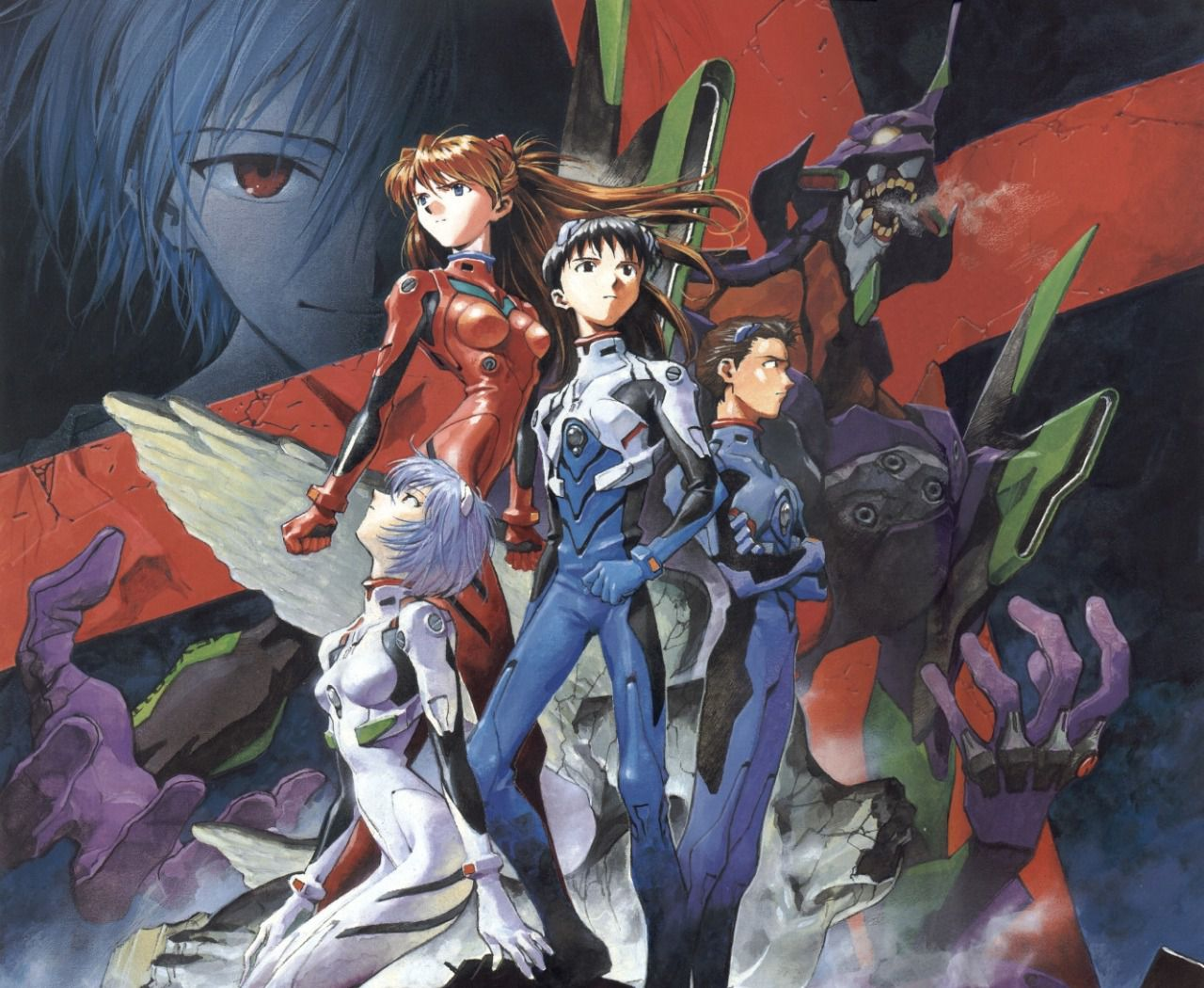 Neon Genesis Evangelion 8 Things To Know About The Legendary Anime Vox