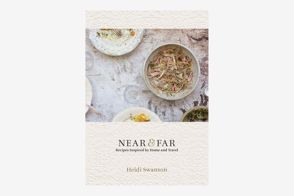 Near & Far cookbook cover
