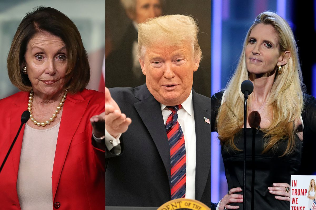 b3fcfcc0f7c President Donald Trump is trying to get House Speaker Nancy Pelosi to agree  to an immigration deal to end the government shutdown — without upsetting  ...