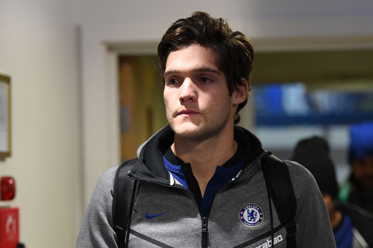 Marcos Alonso picks up minor muscle injury as Conte defends Chelsea ...