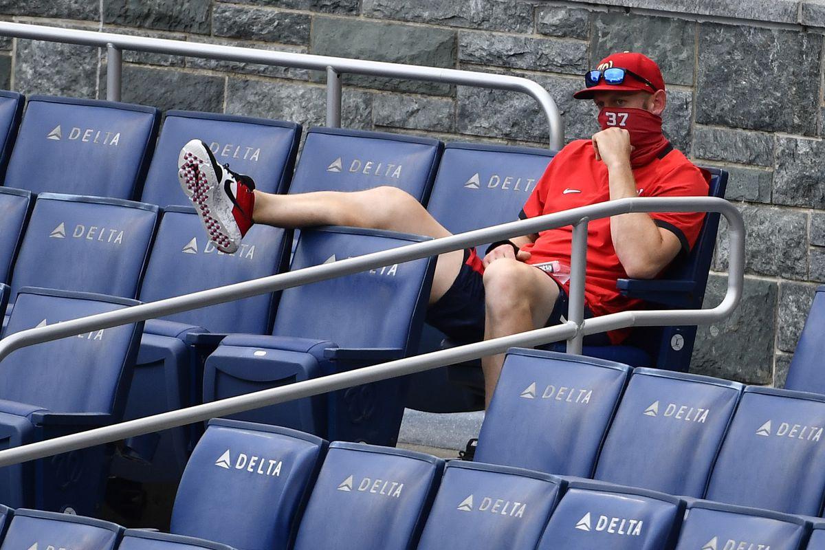 MLB: Toronto Blue Jays at Washington Nationals