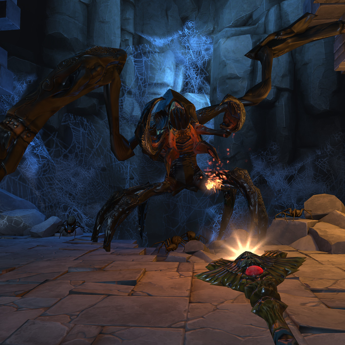 What Epic Games learned by making a tech demo for Google's VR