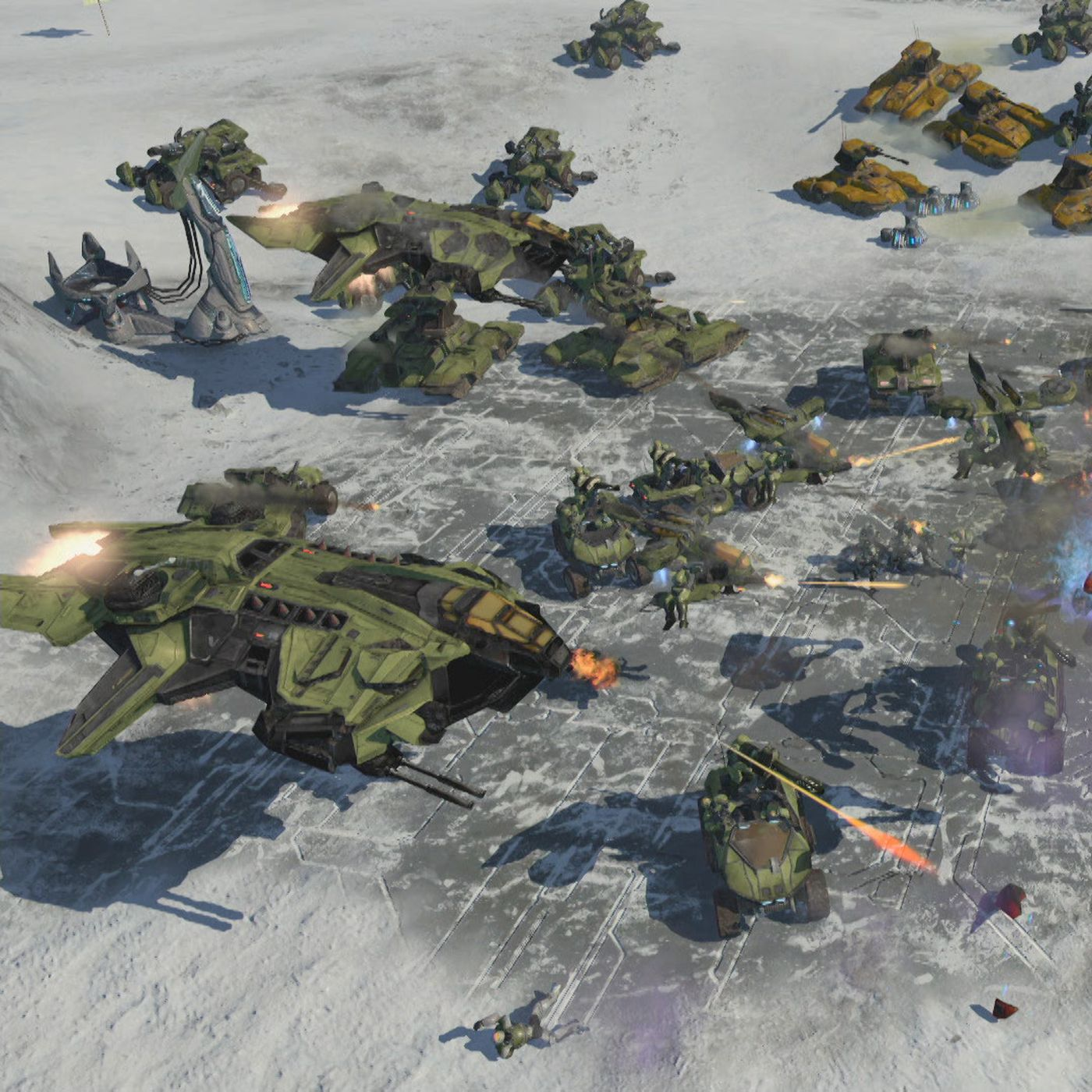 Anyone can buy Halo Wars: Definitive Edition this week - Polygon