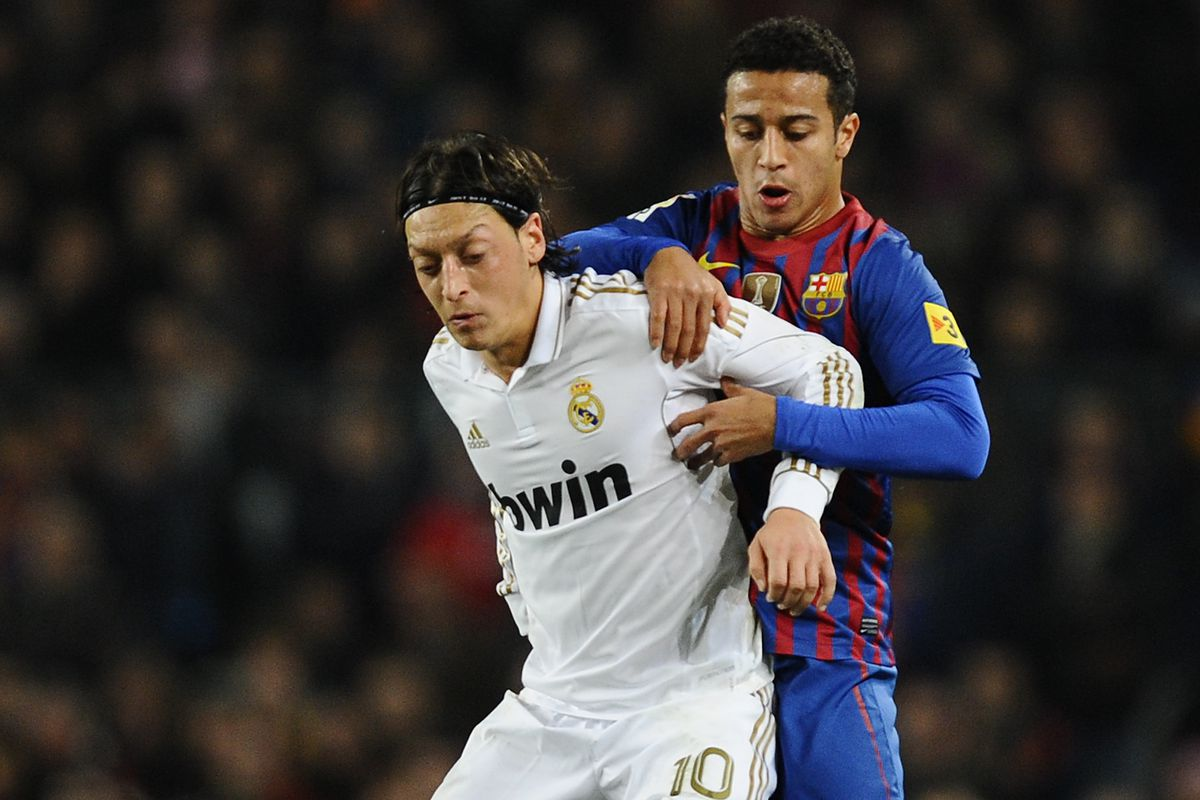 EXCLUSIVE: Q&A With Arsenal's Mesut Özil