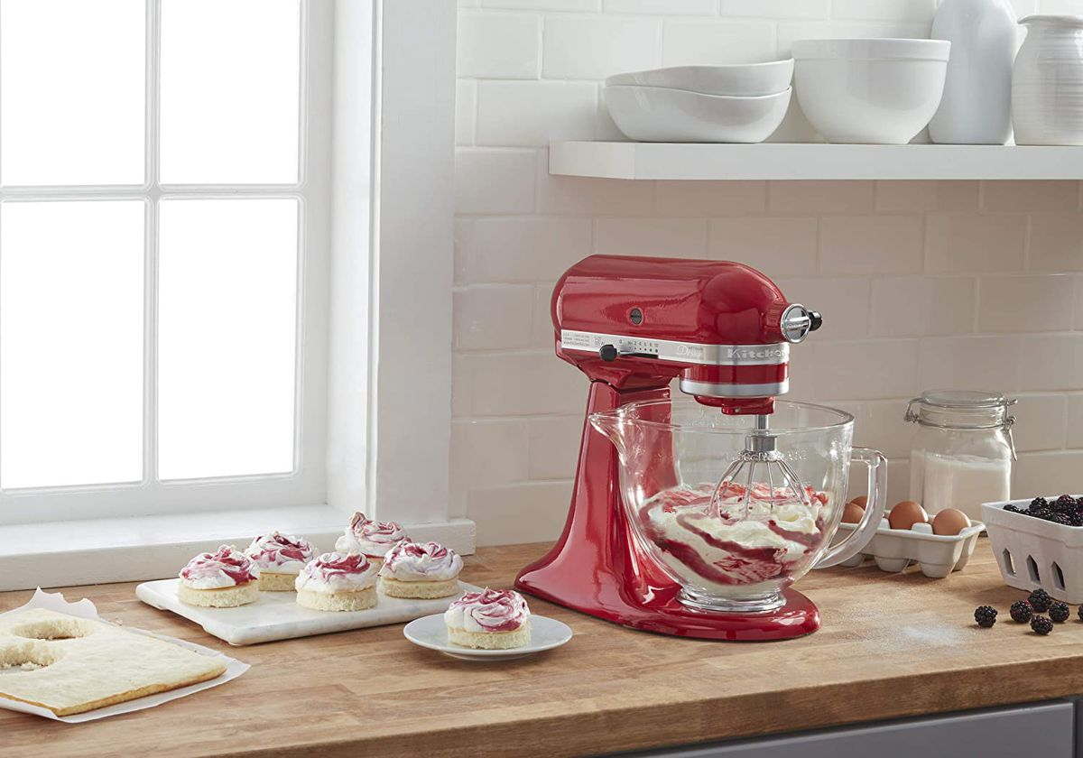 Mezclador KitchenAid