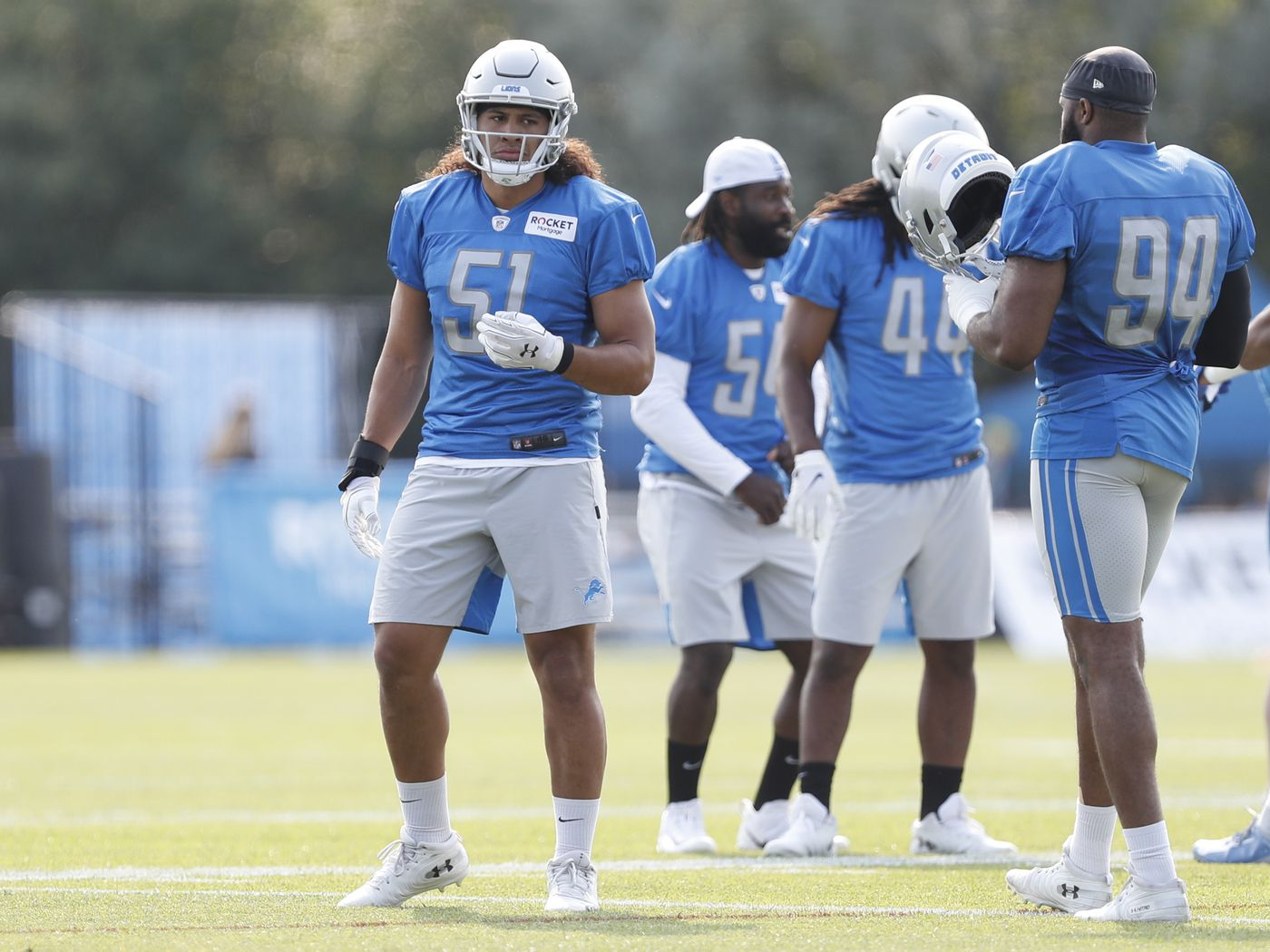 9aa4bb3e Detroit Lions 2019 training camp Day 6-7 stock report - Pride Of Detroit