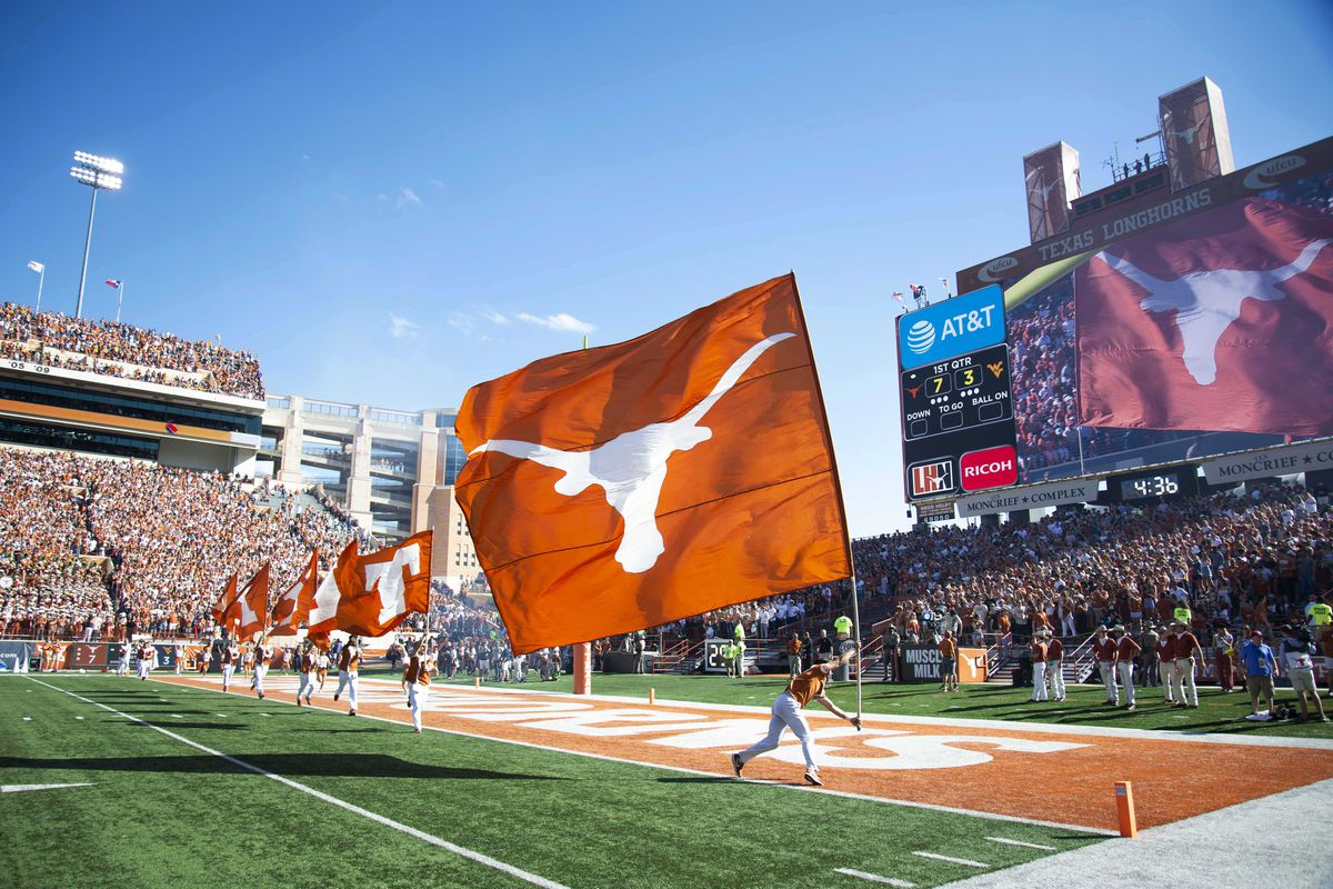 Texas Offers Out Of State Prospects Noah Collins Phil Mafah Burnt