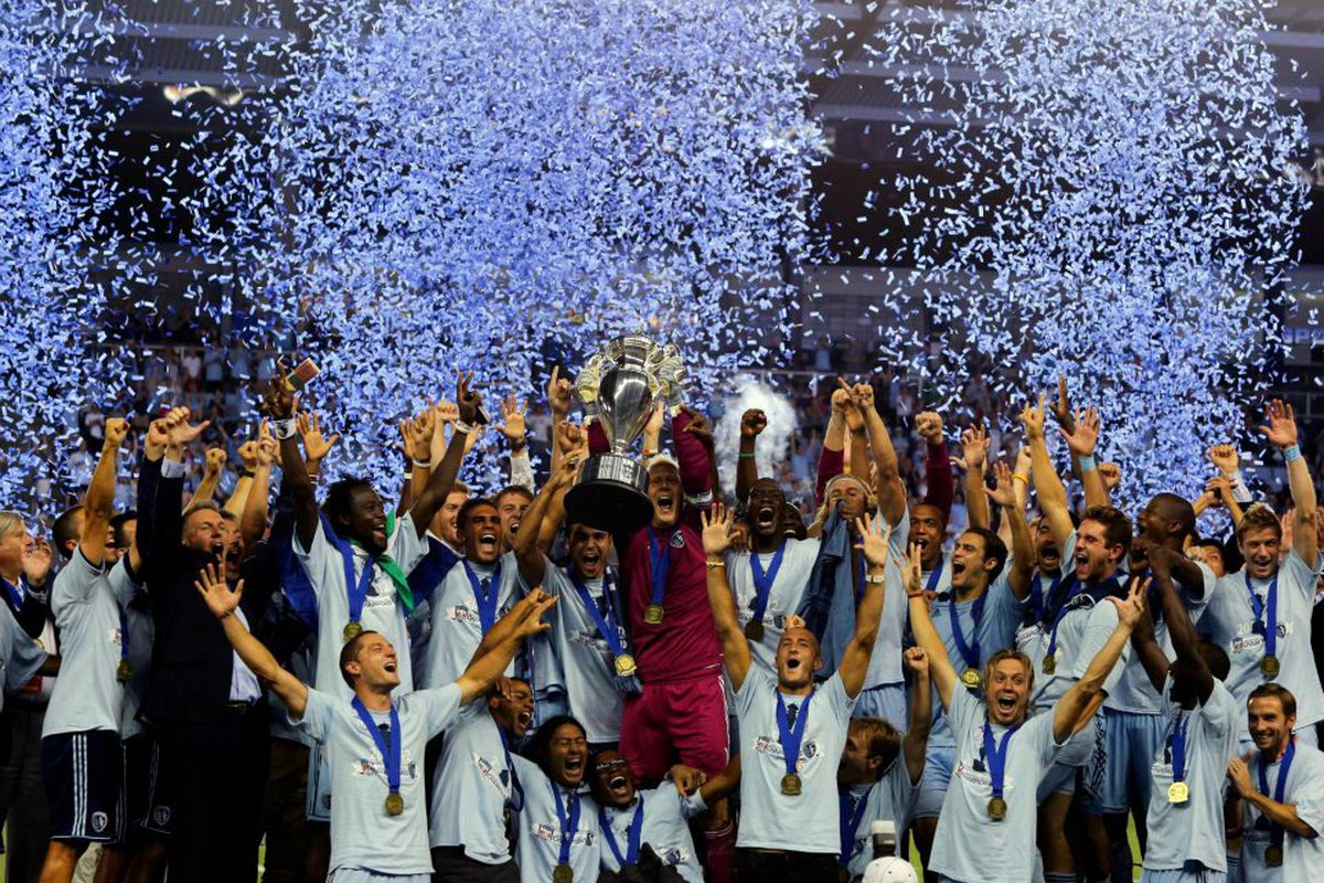 2012 USOC Champions - (Photo by Ed Zurga/Getty Images) 2012 Getty Images