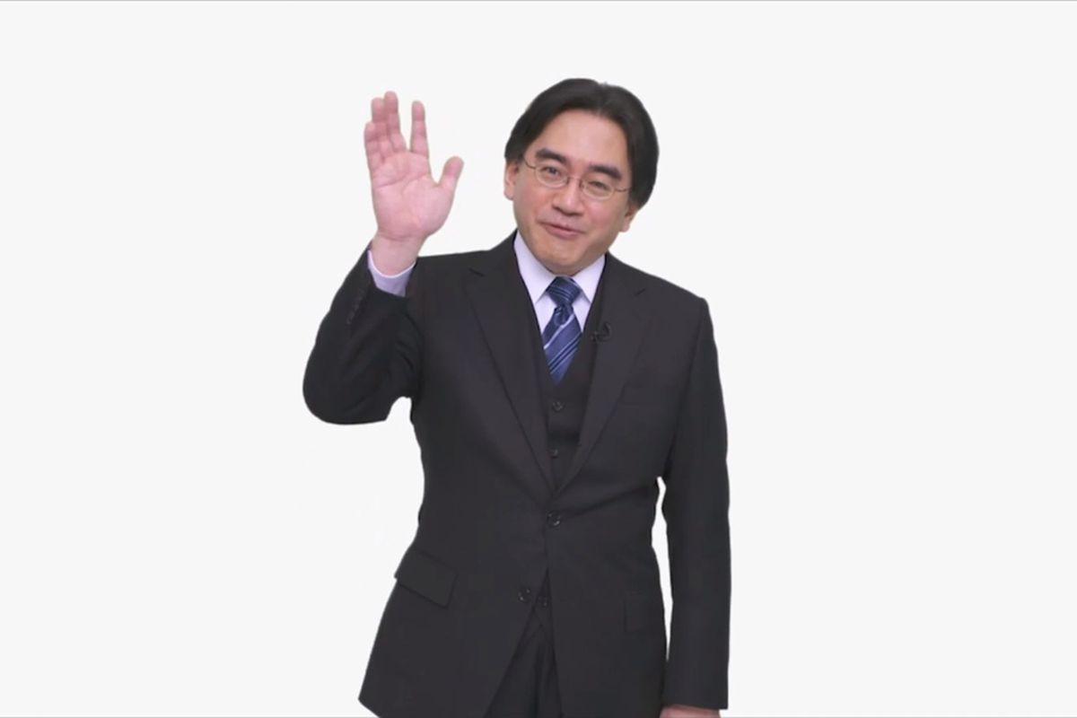 Satoru Iwata's dreams for Nintendo finally came true - Polygon