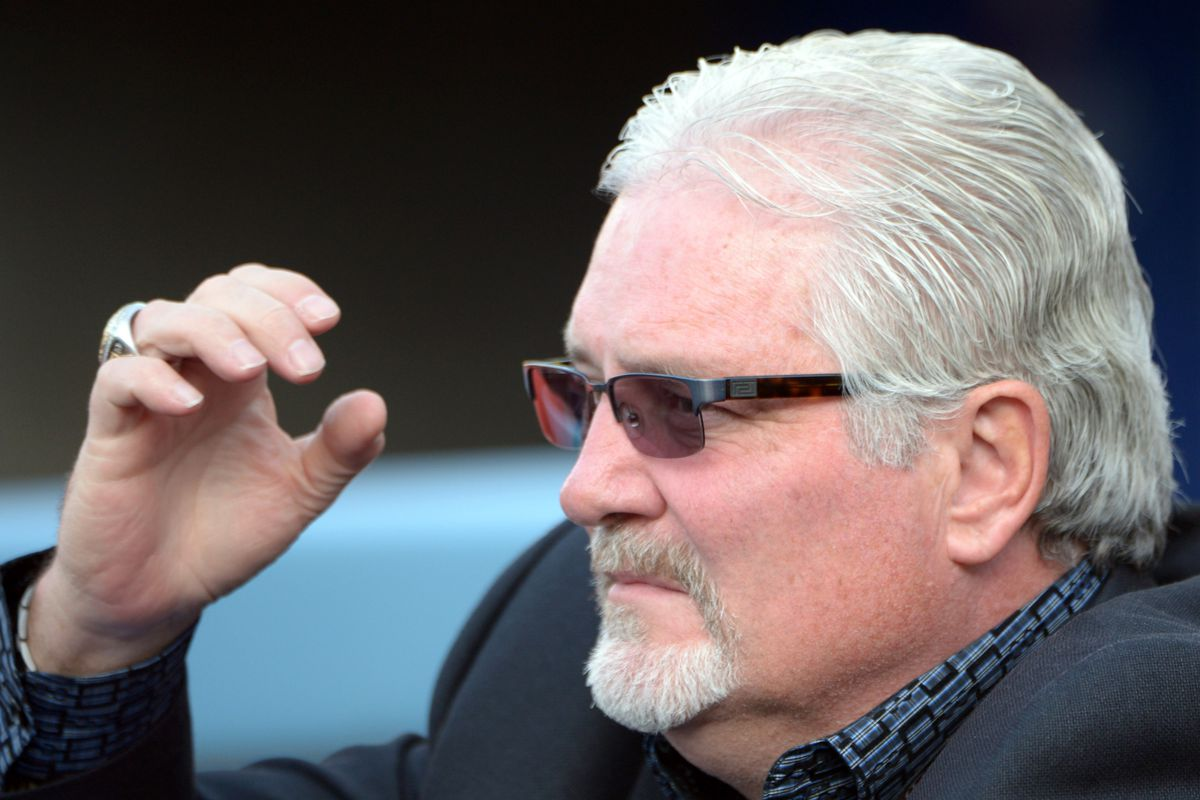 Brian Sabean measures how much he cares about mock drafts