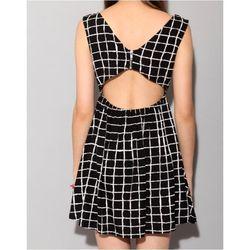 "<a href="" http://www.pixiemarket.com/store/gridopenbackdress-p-4004.html""> Cassette Society open back dress</a>, $119 pixiemarket.com"