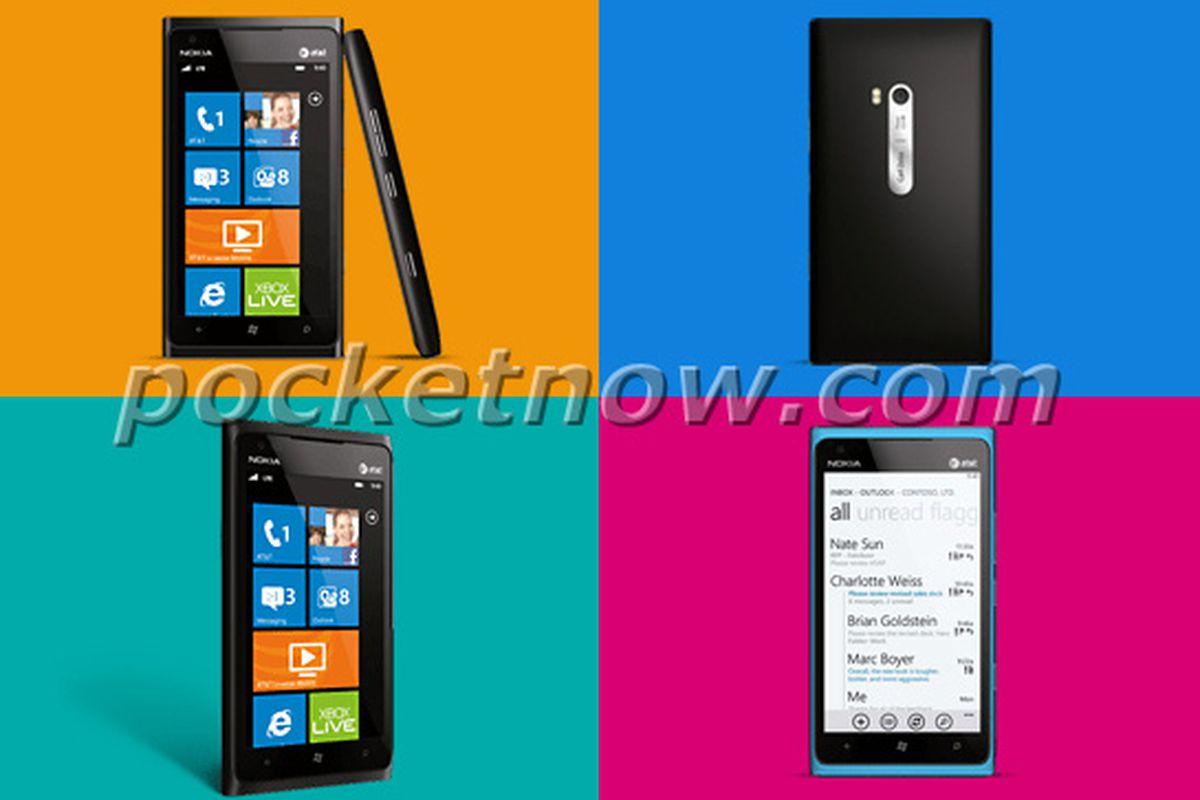 Lumia 900 leak