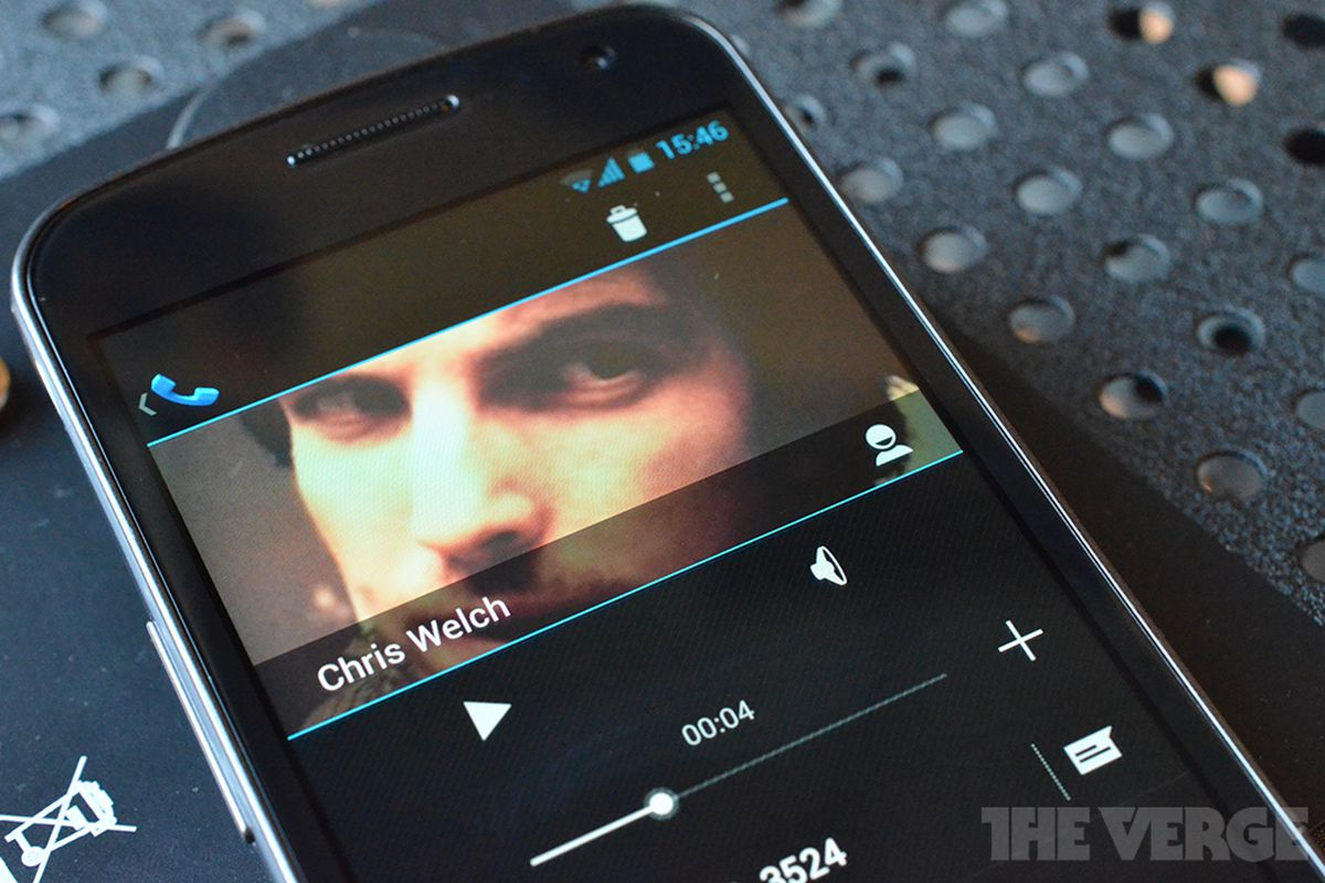 Android 4.0 Visual Voicemail ICS