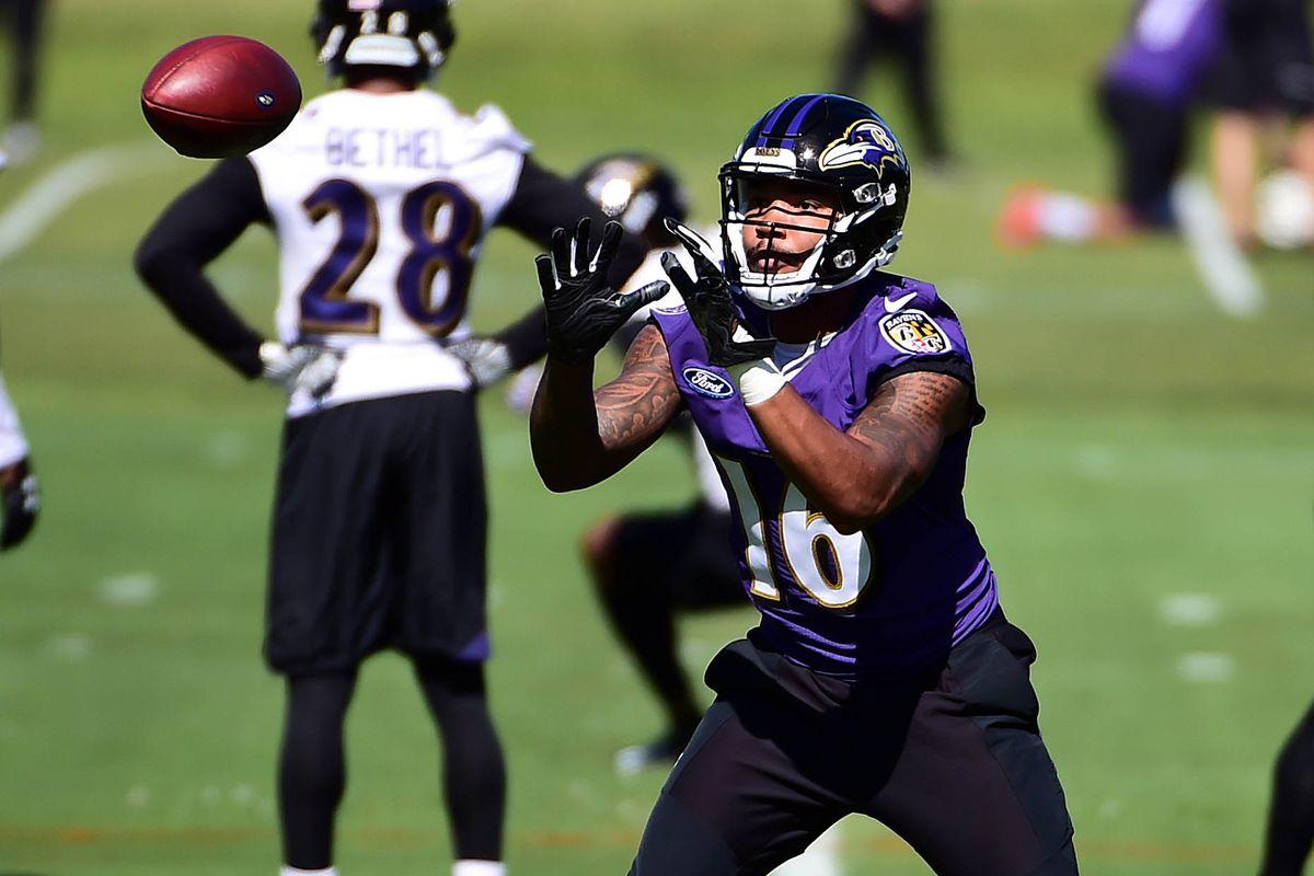 buy online b89cc 0a8aa Ravens roster cuts tracker: Trades, rumors, news, updates ...