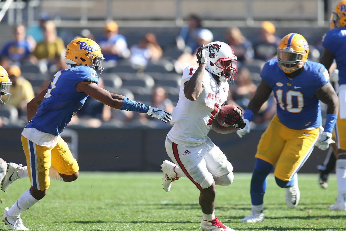 Image result for pitt nc state