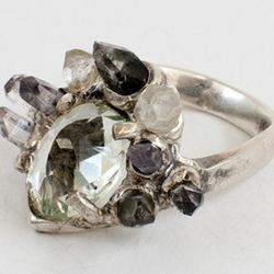 """<b>Unearthen</b> Hierophant's ring, $787.50 at <a href=""""http://shop.seeunearthen.com/collections/rings/products/hierophants-ring""""target=""""_blank"""">Unearthen</a>."""