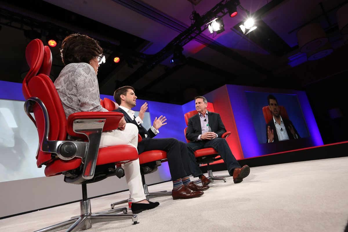 Target CEO Talks Amazon, Apple Pay and Retail's Future at Code (Full Video)