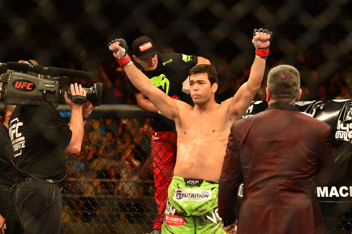 UFC Fight Night 70: Machida vs...