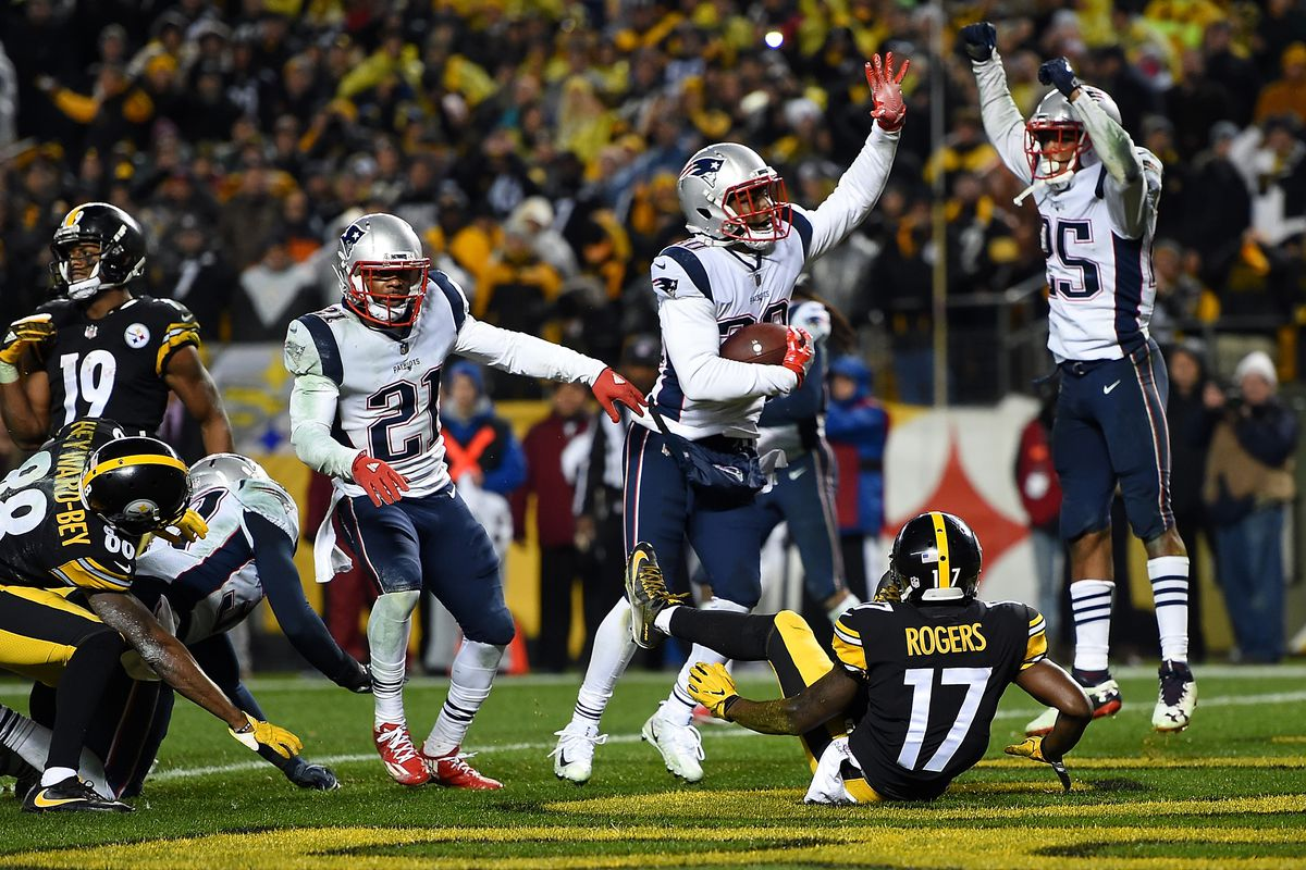 9fb446d4 Life is barely fair, and the Patriots remind Steelers fans of it almost  yearly