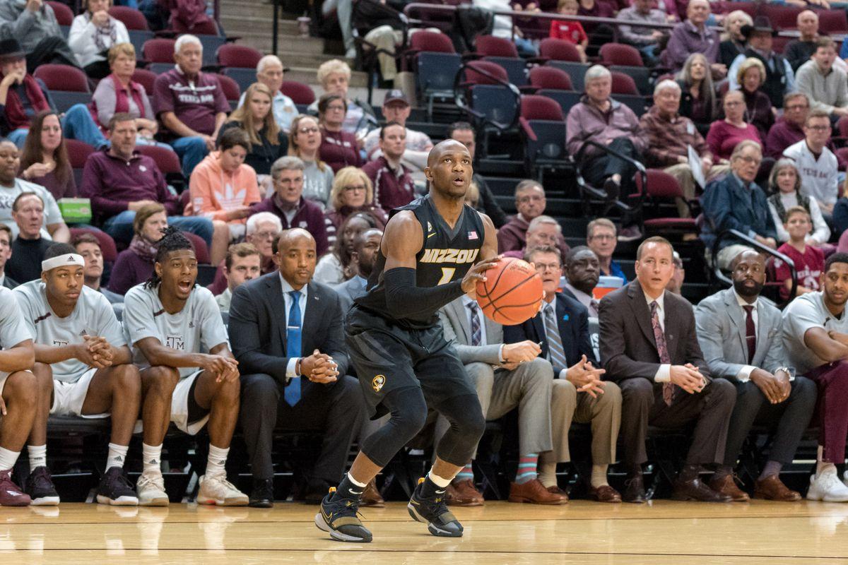 NCAA Basketball: Missouri at Texas A&M