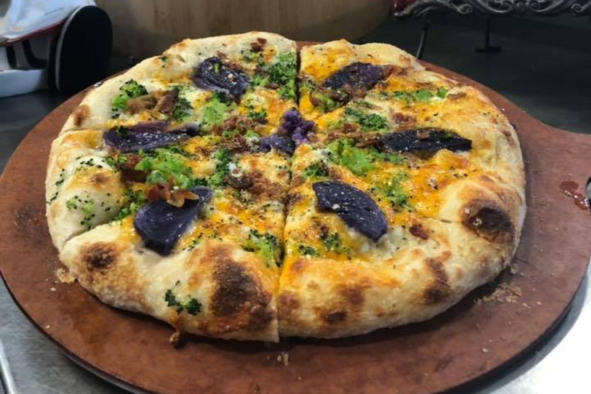 Planet 13 Opens Rickety Cricket Pizza This Summer Eater Vegas