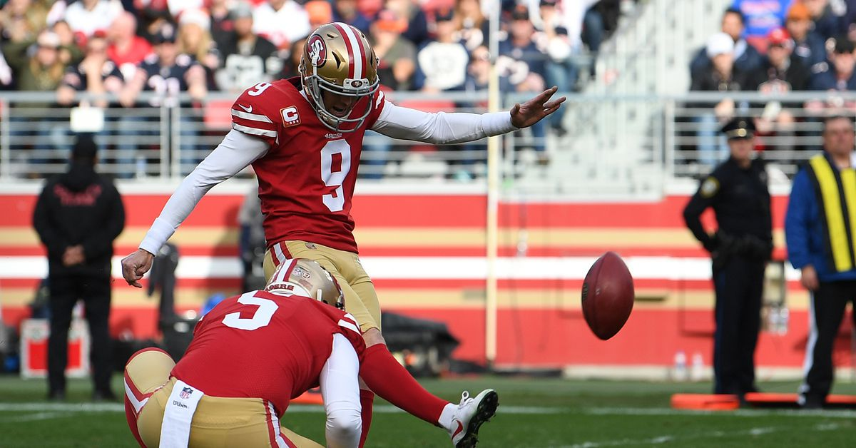 Golden Nuggets: Robbie Gould talks about his situation