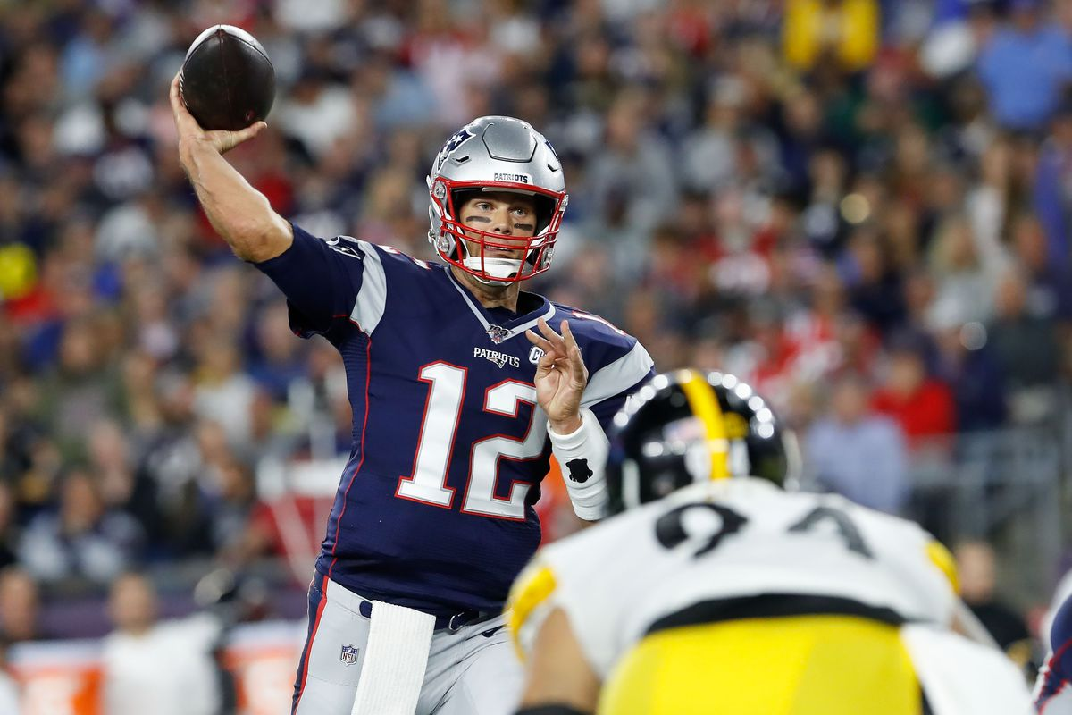 info for 2cc32 fe563 After dominant season opener, can Patriots dream of 19-0 ...