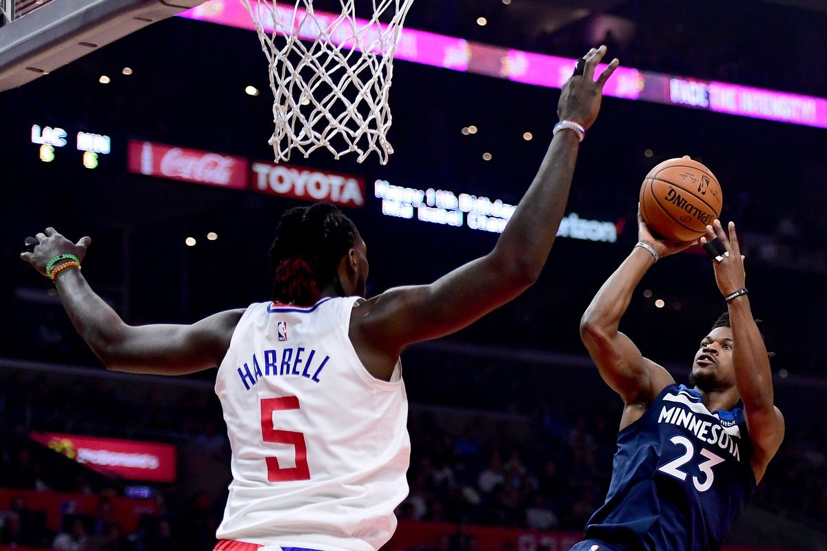 Minnesota Timberwoves v Los Angeles Clippers
