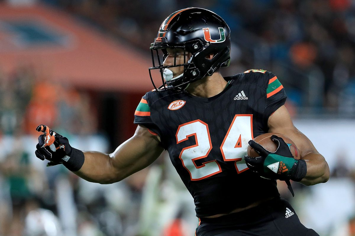 Rb Travis Homer Declares For The 2019 Nfl Draft State Of