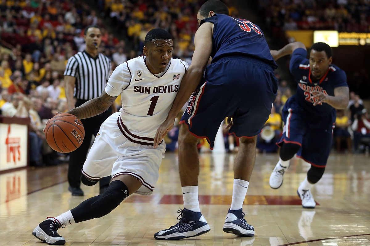 Jahii Carson has to continue his exceptional play if the Devils want to land a tournament bid.